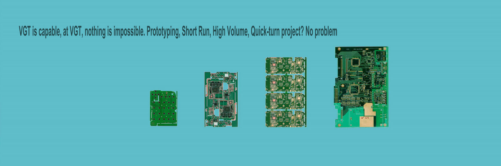 China best Multi-layer rigid PCB on sales