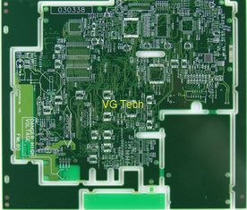 16 Layers rigid PCB from China
