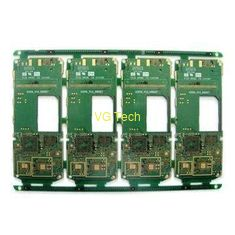 Heavy Cooper PCB for High Precise Instrument from China