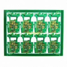 8 layers HDI Board and ENIG Finishing from China