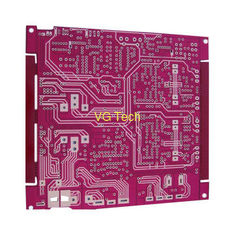 Impedance Control PCB for Telecom from China