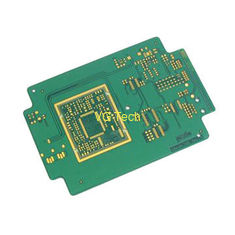 HTG FR4 PCB with Gold Plating 6L from China