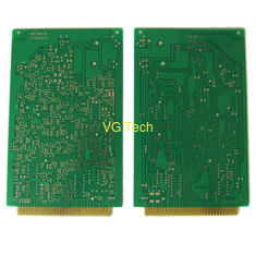 4-layer PCB with Immersion Gold + Gold Finger Plating, High-Tg, FR4 from China