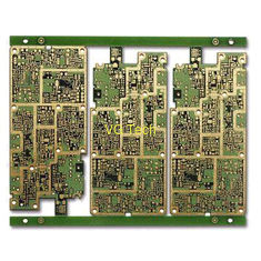 4 layer PCB for Military communication from China