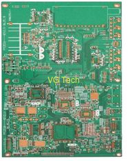 China 1oz 2 Layers OSP finishing PCB factory