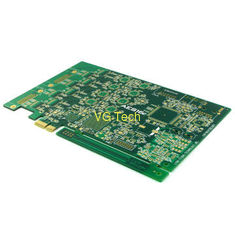 10 layer PCB FR4 with Gold Finger supplier