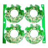 4 layer PCB with Immersion Gold, Green Solder Mask Color, Suitable for Printers