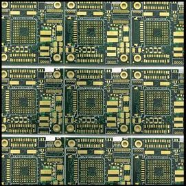 HDI Board with 10 Layers and 0.3mm PTH